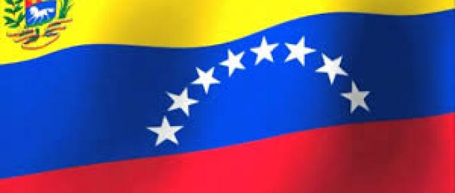 Seis micrófonos y un destino: Nueva Venezuela.